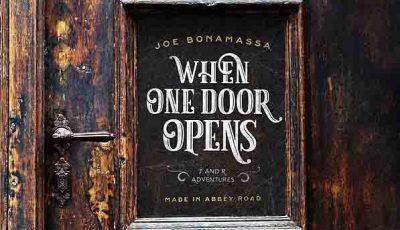When one door opens, nuevo single y video de Joe Bonamassa