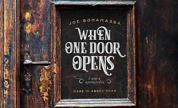 When one door opens, nuevo single y video de Joe Bonamassa